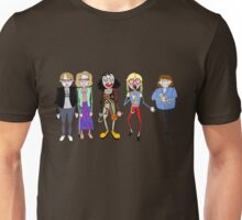 Psychoville characters inspired design Unisex T-Shirt