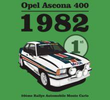 Ascona 400 The Winner Kids Tee