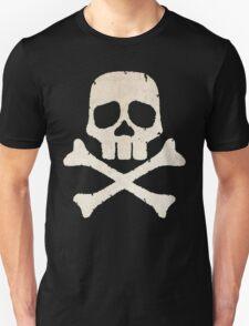 Captain Harlock Skull Unisex T-Shirt