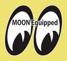 Moonequipped Kids Tee