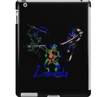 3 X Leonardo iPad Case/Skin