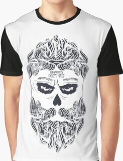 Zombies dont cry! Brutal halloween!  Graphic T-Shirt