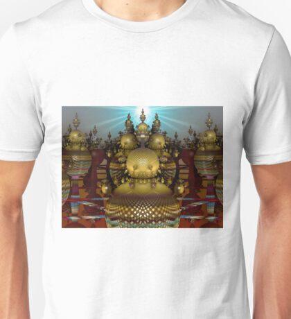 1001 Minarets at Dawn Unisex T-Shirt