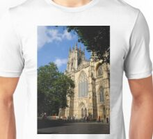 York Minster, York, England Unisex T-Shirt