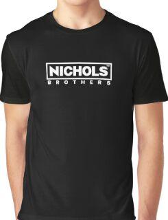 Nichols Brothers Logo Graphic T-Shirt