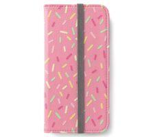 Donut cream pink iPhone Wallet/Case/Skin