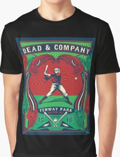 dead and company tour 2016 in fenway park-boston,MA Graphic T-Shirt