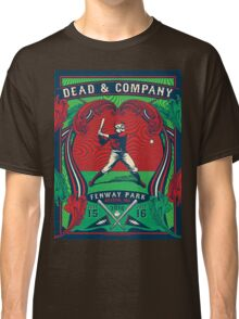dead and company tour 2016 in fenway park-boston,MA Classic T-Shirt