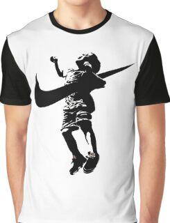 Banksy Nike Graphic T-Shirt