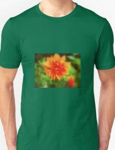 Hot Orange Unisex T-Shirt