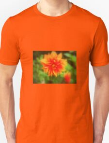 Hot Orange Unisex T-Shirt
