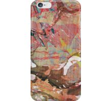 Abstract Painting ; Autumn iPhone Case/Skin