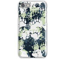 Bear Paw Camo iPhone Case/Skin