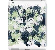 Bear Paw Camo iPad Case/Skin
