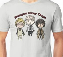 Bungou Stray Dogs chibi Unisex T-Shirt