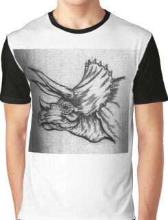 Triceratops! Graphic T-Shirt