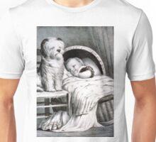 Good night! little playfellow - 1856 Unisex T-Shirt
