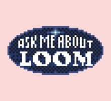 ASK ME ABOUT LOOM - THE SECRET OF MONKEY ISLAND One Piece - Long Sleeve