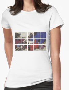 Real Estate, Atlas Womens Fitted T-Shirt