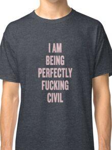 The Raven Boys Ronan quote Classic T-Shirt