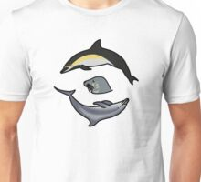 North Atlantic marine mammals Unisex T-Shirt