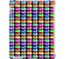 Rainbow hamster iPad Case/Skin