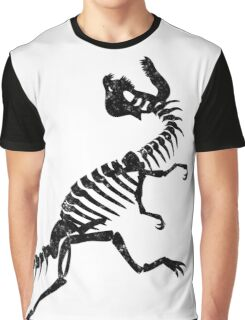 Dilophosaurus Graphic T-Shirt