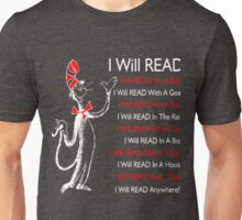 WIN READ Unisex T-Shirt