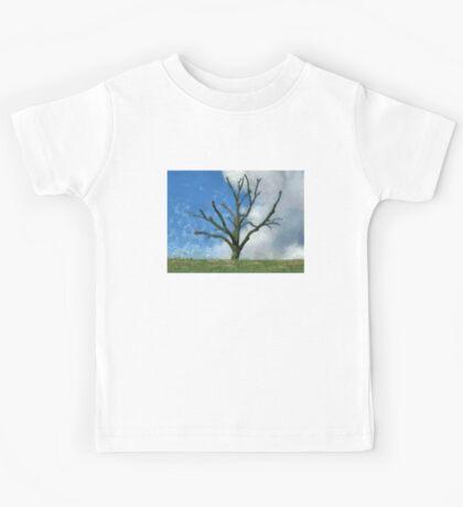 Trimmed Tree Kids Tee