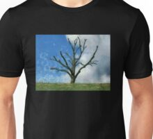 Trimmed Tree Unisex T-Shirt