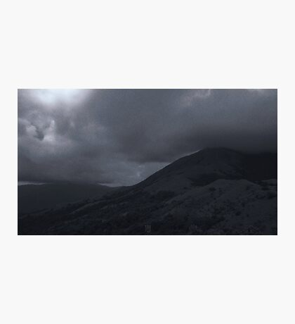 The Mountains Know Photographic Print