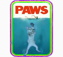 Paws Jaws Movie parody T Shirt T-Shirt