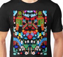 Los dos caminos Unisex T-Shirt