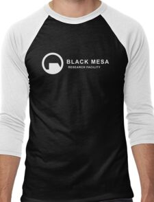Black Mesa Men's Baseball ¾ T-Shirt