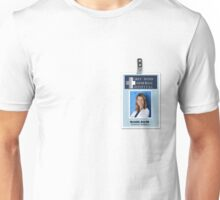 Meredith Grey - ID Badge - Greys Anatomy Unisex T-Shirt