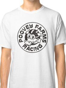 Poovey Farms Racing Classic T-Shirt