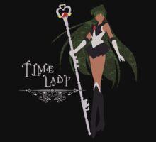 Sailor Pluto - Time Lady by heavyhebi