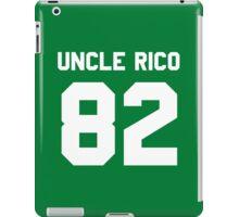Uncle Rico Dynamite Football Jersey  iPad Case/Skin