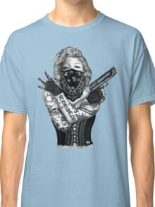 Marilyn Monroe 'Gangstified' Classic T-Shirt
