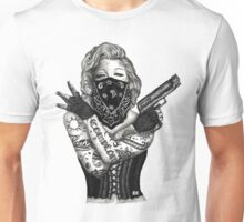 Marilyn Monroe 'Gangstified' Unisex T-Shirt