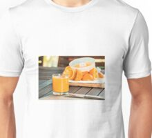 Fresh orange juice Unisex T-Shirt