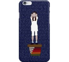 Everything Everything is Quiet iPhone Case/Skin