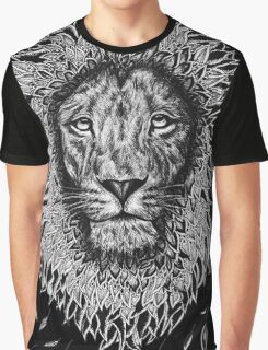 Wild Leaves Graphic T-Shirt