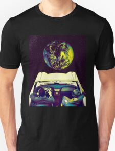 Driving in Space  T-Shirt