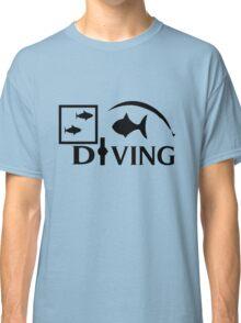 DIVING Classic T-Shirt