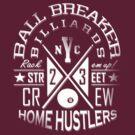 home hustler  by redboy