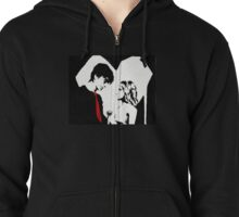 Warm Bodies - R and Julie Zipped Hoodie