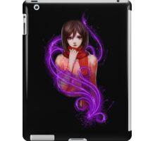 Bloody Sexy Mikasa iPad Case/Skin