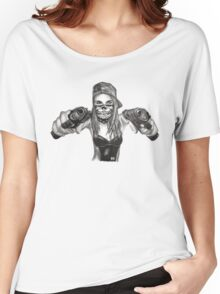 """Cara Delevingne """"Gangstified"""" Women's Relaxed Fit T-Shirt"""