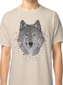 Vector Wolf Classic T-Shirt